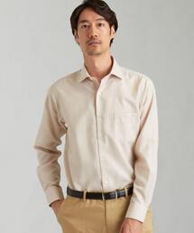 スリム パナマ ショート ワイドカラー シャツ < 機能性 / イージーアイロン >