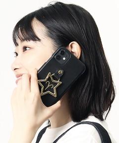 【 Hashibami / ハシバミ 】 # 別注 iphone11/XR 12星座 スマホ・携帯カバー リング付きケース