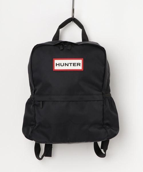 6f8c90f54931 HUNTER(ハンター)のHUNTER/ORIGINAL NYLON BACKPACK(SMALL)(バックパック