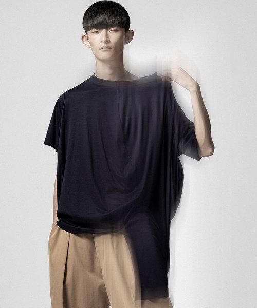 ふるさと納税 short anseason sleeve ball ball cut cut sew(Tシャツ/カットソー)|ANREALAGE(アンリアレイジ)のファッション通販, 輸入家具イタリア家具アペルソン:36ed9140 --- ruspast.com