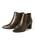 COCA(シューズ)(コカ)の「coca/コカ ポインテッドトゥ サイドゴアショートブーツ 6cmヒール 418011(ブーツ)」|詳細画像