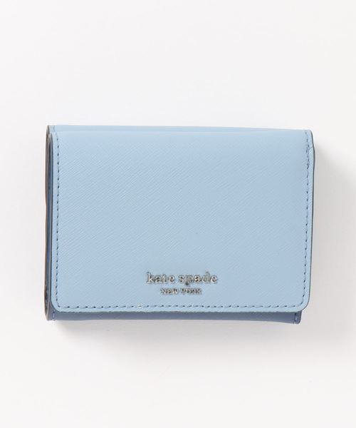 a7464f333015 kate spade new york(ケイト・スペード ニューヨーク)のCAMERON SMALL TRIFOLD WALLET(