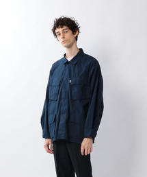 <S H> FATHIGUE SHIRT/シャツ