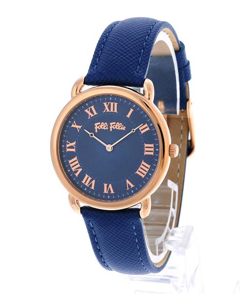 27457eddde Folli Follie(フォリフォリ)のPERFECT MATCH ウォッチ(BL)(腕時計)