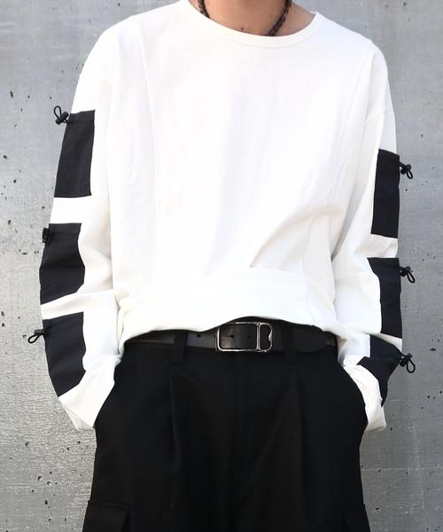 100%の保証 Clut/クルト in/【web限定】ドローコードポケットロングスリーブTシャツ made made in japan(Tシャツ LHP/カットソー)|Clut(クルト)のファッション通販, 穴水町:4f5264ae --- innorec.de