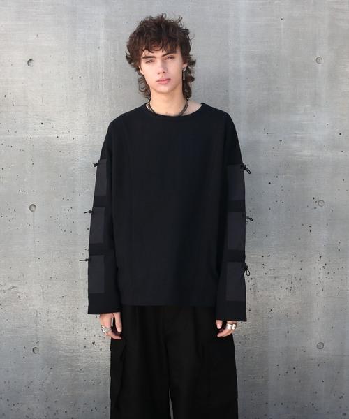 お得セット Clut/クルト/ made【web限定】ドローコードポケットロングスリーブTシャツ made in LHP japan(Tシャツ in/カットソー)|Clut(クルト)のファッション通販, TOMOSHOP:b8d805eb --- innorec.de