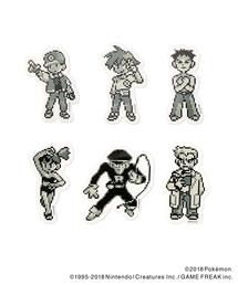 ポケモン Sticker Sets(ステッカー/テープ)