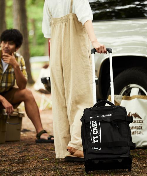 公式 【GO OUT × Coleman × CITY OUT Coleman CREEK niko】コラボエクストレージ(スーツケース/キャリーバッグ)|niko and...(ニコアンド)のファッション通販, 第一ネット:a9237237 --- svarogday.com