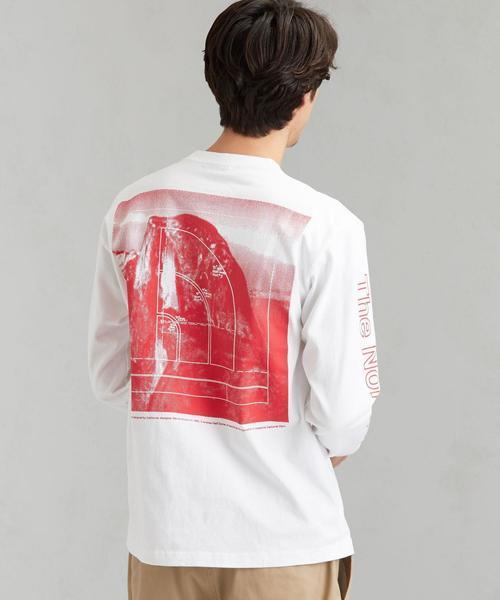 [ ザ ノースフェイス ] THE NORTH FACE Sleeve グラフィック Tシャツ