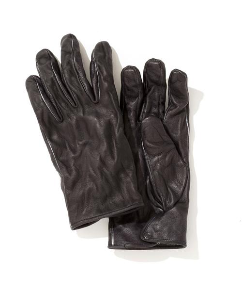 【SoH 5Days】染SEN 製品染めグローブ 手袋 レザー