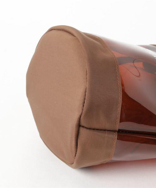 DK 2WAY BUCKET BAG/PVC