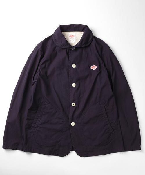 DANTON/ダントン ショールジャケット