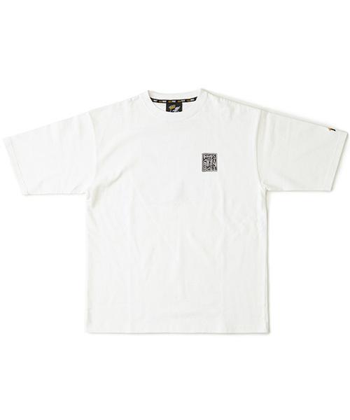 FAT(エフエイティー)の「POWELTA(Tシャツ/カットソー)」|ホワイト