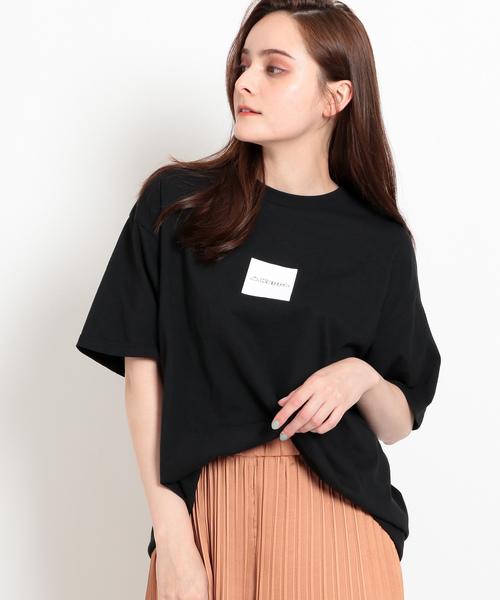 【WEB限定】Kappa for tk.TAKEO KIKUCHI ボックスロゴTシャツ