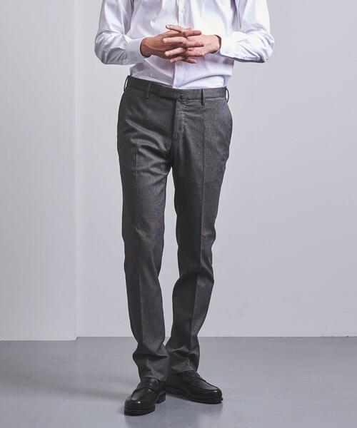 人気激安 <INCOTEX(インコテックス)> シャークスキン コットン コットン シャークスキン ノープリーツ(パンツ) UNITED|INCOTEX(インコテックス)のファッション通販, KERSEN Online Shop:969da359 --- skoda-tmn.ru