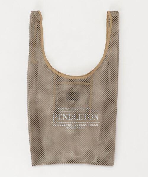 ∴【 PENDLETON / ペンドルトン 】 MES SHOPPER / メッシュ ショッピングバッグ エコバッグ