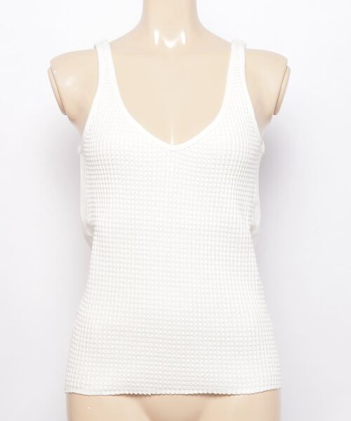 THE NEW HOUSE THERMAL CAMISOLE