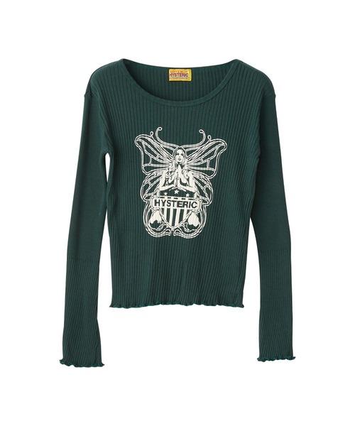 BUTTERFLY Tシャツ