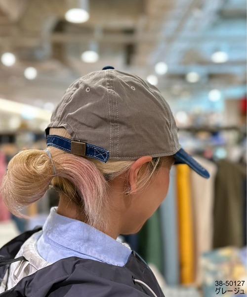 GREEN BOWL(グリーンボウル)の「GREEN BOWL Baseball Cap/グリーンボウルベースボールキャップ(キャップ)」|グレー