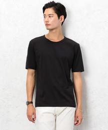 [ドライグリーン] KC ◎DRY/G クルーネック S/S Tシャツ ◆