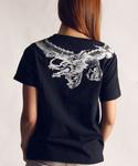 【直営店限定】AVIREX/アヴィレックス/ 半袖 クルーネックTシャツ ドラゴンボール Tシャツ/ S/S CREW NECK T-SHIRT DRAGON BALL T-SHIRT/ 2018SS SUMMER REVIVAL(Tシャツ/カットソー)