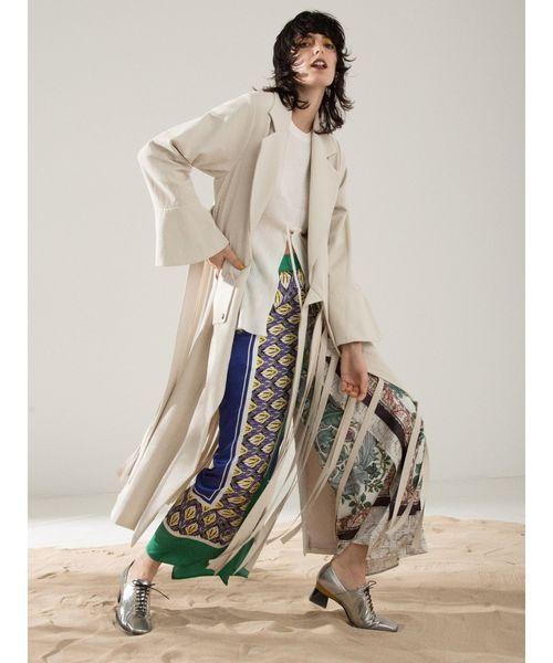 直営店に限定 【セール】バックフリンジコート(その他アウター)|UN3D.(アンスリード)のファッション通販, 金沢市:0c17b95f --- blog.buypower.ng