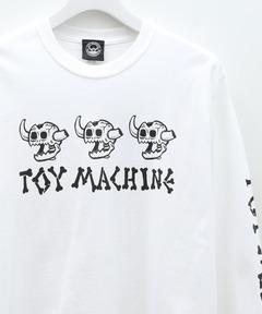 トイマシーン TOY MACHINE / DEAD MONSTER LONG TEE