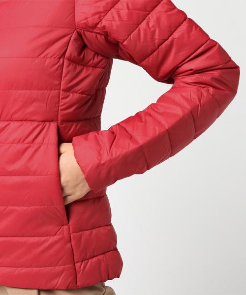 Keb Lite Padded Jacket W (FJALLRAVEN/フェールラーベン)