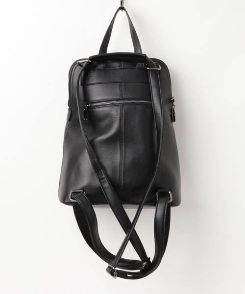 AVIREX/アヴィレックス/ LEATHER COMBINATION RUCK SACK/ レザーコンビネーション リュックサック