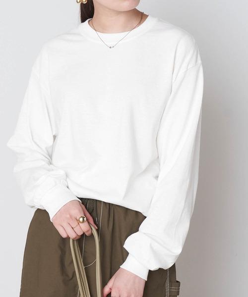 GILDAN/ギルダン スーパービッグシルエット 長袖Tシャツ