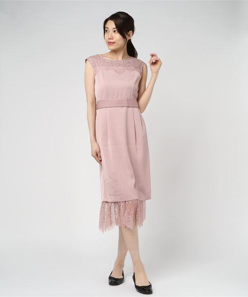 新品本物 ペチツキ2Wayドレス 結婚式/二次会 Debut/お呼ばれワンピース(ドレス) de|LAISSE PASSE(レッセパッセ)のファッション通販, 芦川村:00ea1d2a --- arguciaweb.com