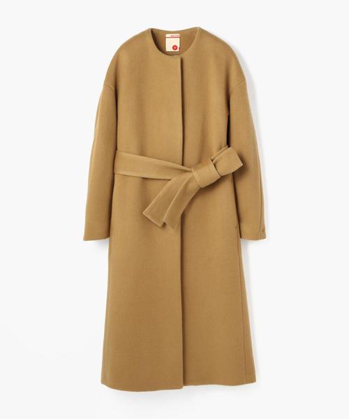 【国内発送】 ウール ノーカラーロングコート(その他アウター)|BACCA(バッカ)のファッション通販, パーティードレス通販TwinkleGirls:8a9f2027 --- 5613dcaibao.eu.org