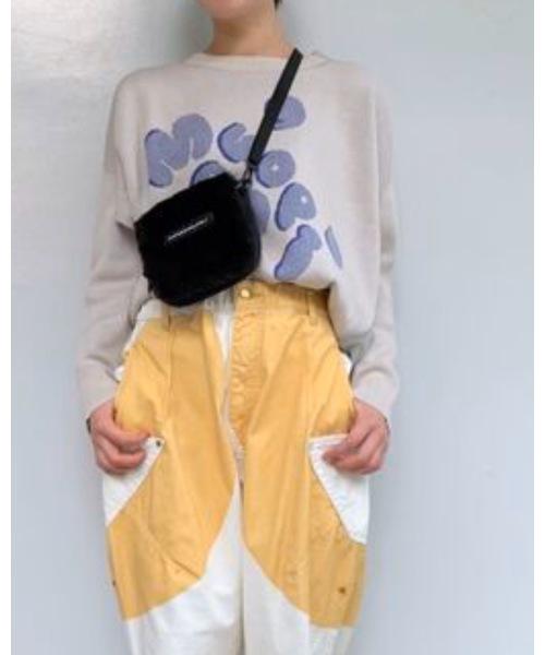 【翌日発送可能】 B:ロゴニットソー(ニット/セーター) mercibeaucoup,(メルシーボークー)のファッション通販, とっとっと:f7f5da73 --- skoda-tmn.ru