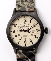 TIMEX×HYSTERIC/EXPEDITION SCOUT METAL