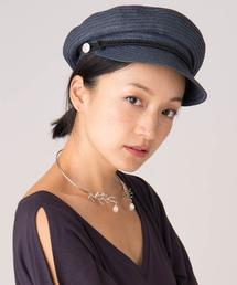 LAYMEE(レイミー)のLeed marin hat / ムーディーベレー(ハット)