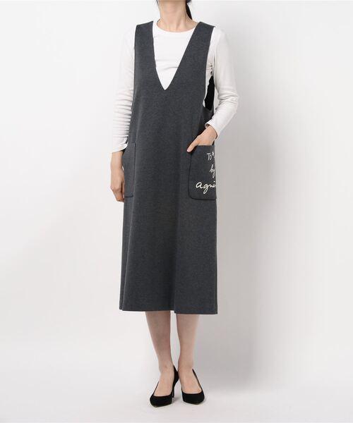 WQ69 ROBE ジャンパースカート