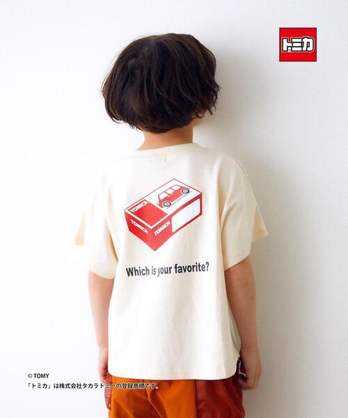 TOMICA(トミカ)ドルマン/ Tシャツ
