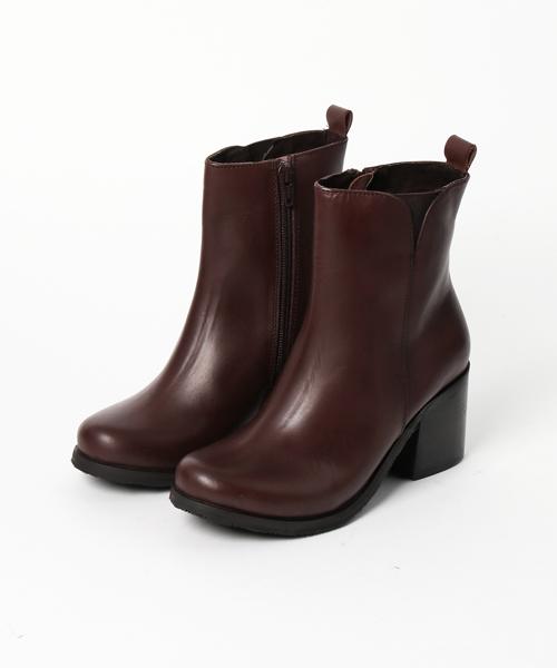 【正規逆輸入品】 【セール】HOSIS (ホシス)/ (ホシス) サイドジップ サイドジップ チャンキーヒールブーツ RETAIL 5375(ブーツ)|HOSIS(ホシス)のファッション通販, ミナト電機工業:dd258922 --- 5613dcaibao.eu.org