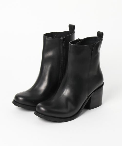 魅力の 【セール】HOSIS サイドジップ (ホシス) (ホシス)// サイドジップ チャンキーヒールブーツ 5375(ブーツ) HOSIS(ホシス)のファッション通販, 飯豊町:08016d10 --- 5613dcaibao.eu.org
