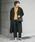 URBAN RESEARCH(アーバンリサーチ)の「ノーカラーVネックコート(その他アウター)」|詳細画像