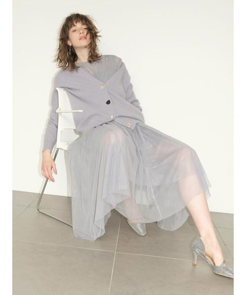 開店記念セール! チュールドレス(ドレス)|SNIDEL(スナイデル)のファッション通販, 銀座ランプショップ:dfb98d23 --- affiliatehacking.eu.org