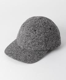<STAMPD> HEATHER KNIT CAP/キャップ