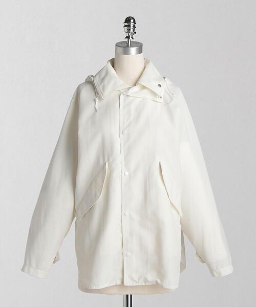 <LOEFF(ロエフ)> タスラン ポンチョ ジャケット
