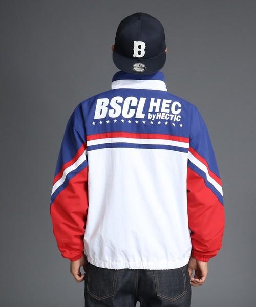【WEB限定】トラックジャケット 別注 コラボ 【BSCL】