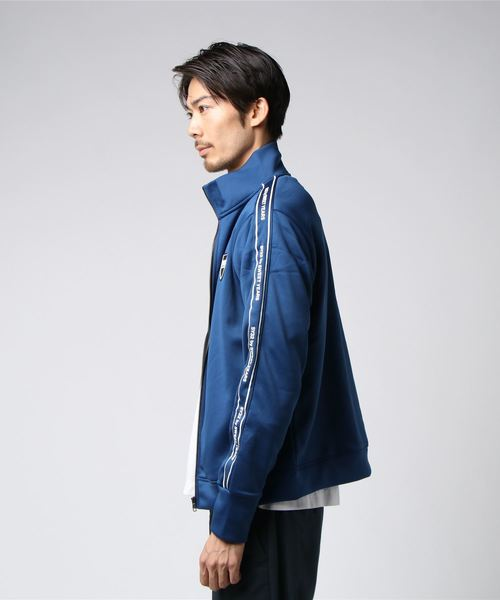SY32 by SWEET YEARS /エスワイサーティトゥ バイ スィートイヤーズ /BONDING TRACK JKT