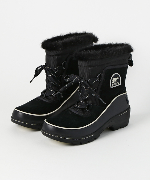SOREL(ソレル)の「SOREL/ソレル TIBOLI 3/ティボリ 3/ブーツ NL2532(ブーツ)」|ブラック