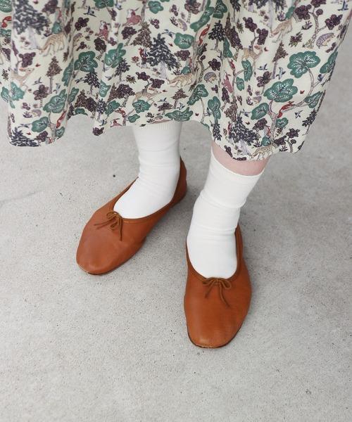 靴下屋(クツシタヤ)の「靴下屋/コットンブレンド無地ソックス(ソックス/靴下)」 オフホワイト