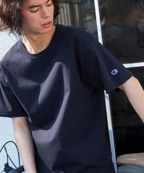 Champion/チャンピオン オーバーサイズ クルーネック 半袖 Tシャツ