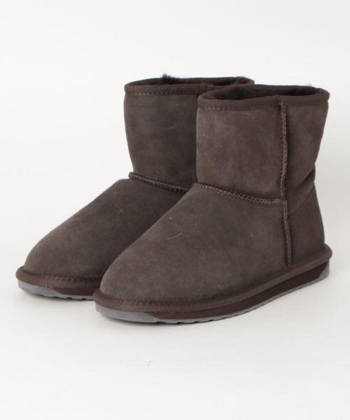 正規品販売! EMU Australia/ Stinger Stinger Mini(ブーツ)|EMU/ WORLD Australia(エミューオーストラリア)のファッション通販, 真珠の杜 LUXE:ce0b87db --- ruspast.com