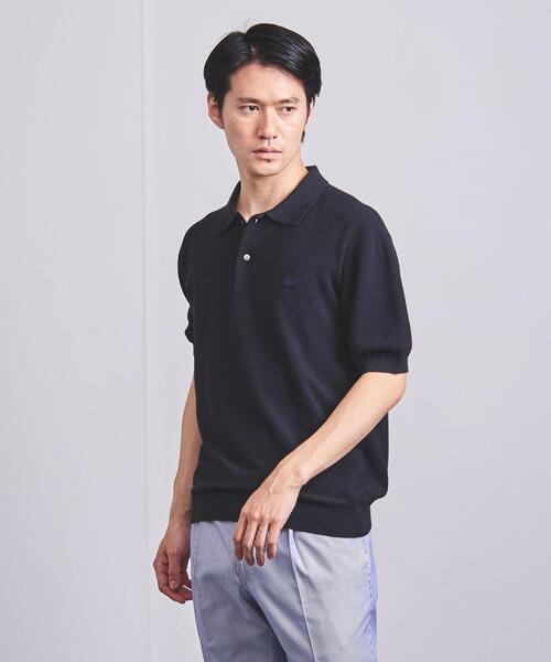 <LACOSTE(ラコステ)>【別注】 ポロシャツ†